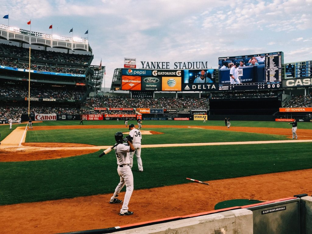 MLB bets on New York Yankees are very popular among gamblers