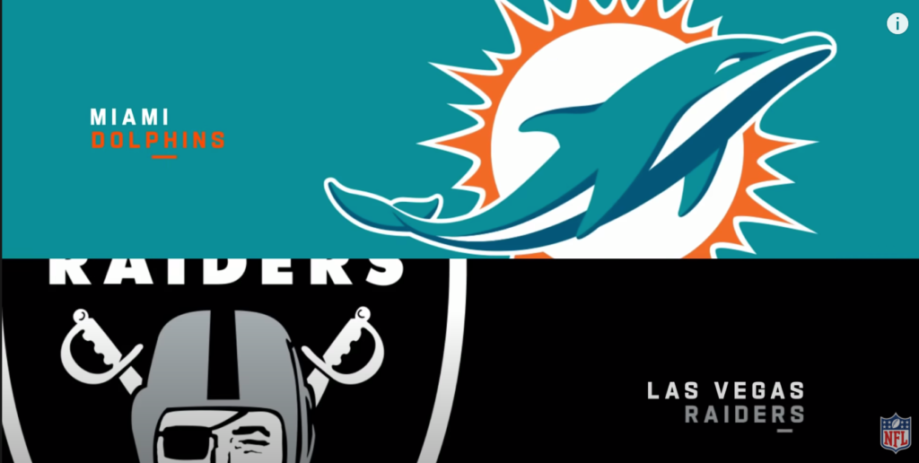 NFL Betting Week 4 Miami Dolphins