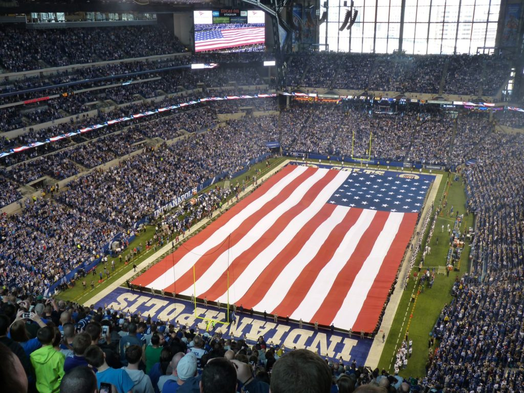 NFL Odds Week 2 Indianapolis Colts stadium